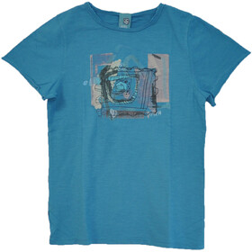 E9 Kids Luis T-Shirt Cyan
